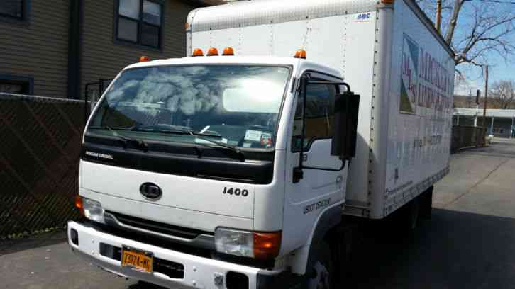 NISSAN UD UD 1400 (2005) : Van / Box Trucks