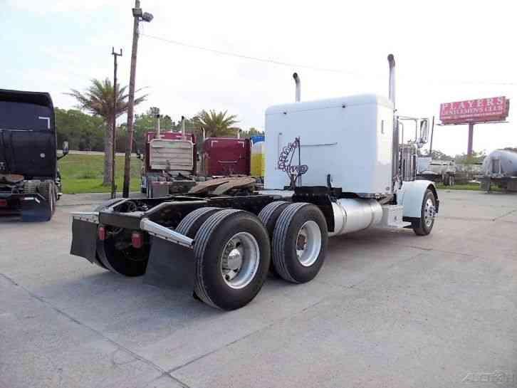 Used Trucks For Sale In Lake Charles >> Peterbilt 379 (2005) : Sleeper Semi Trucks