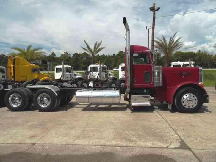 Peterbilt 379EXT (2005) : Daycab Semi Trucks