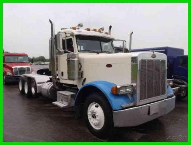 Peterbilt 379 Single Axle For Sale