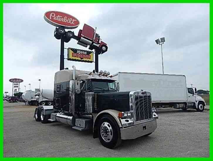 Peterbilt 379 (2005) : Sleeper Semi Trucks