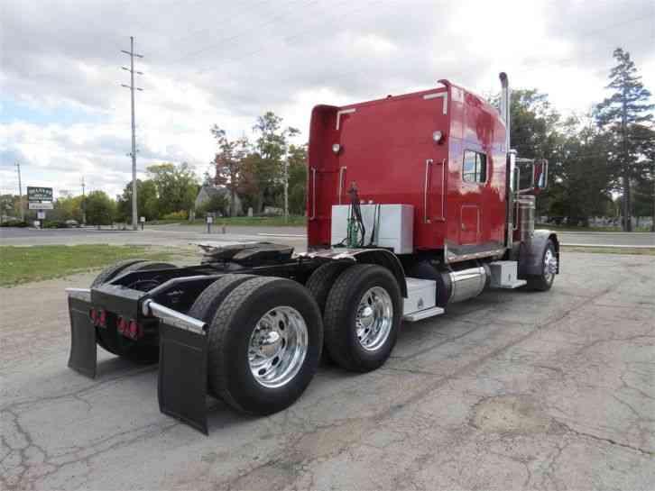 Peterbilt 379exhd (2005) : Sleeper Semi Trucks