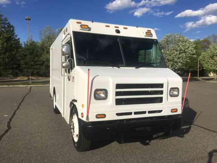 International 1652sc 2005 Van Box Trucks
