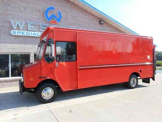 Workhorse Step Van 2005 Van Box Trucks