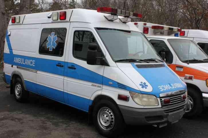 Freightliner HD 2500 (2006)
