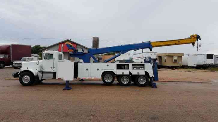 China Wrecker Tow Truck Recovery Truck - China Tow Truck