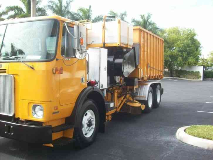 Autocar Vac All Wx64 2006 Heavy Duty Trucks