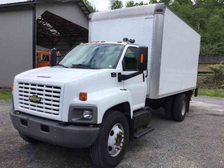 Chevrolet Chevrolet c6500 box cab and chassis (2006)