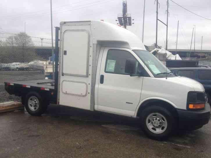 Chevrolet Express Van Silverado (2006) : Sleeper Semi Trucks