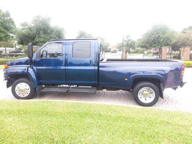 Kodiak Truck For Sale >> Chevrolet Kodiak 2006