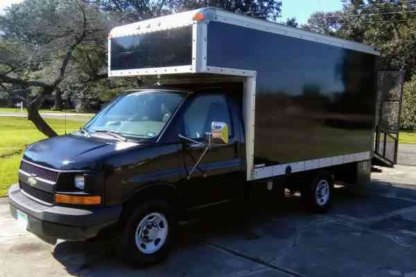 Waco Preowned Chevrolet >> Used Cutaway Box Trucks In Texas | Autos Post