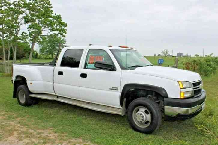 Chevrolet HD 3500 dually (2006)