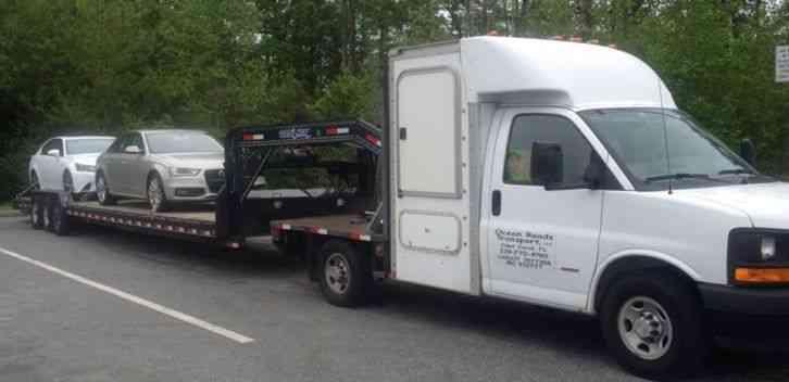 Chevrolet 3500 (2006) : Sleeper Semi Trucks