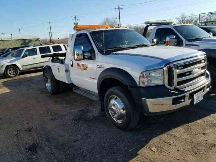 Ford 450 super duty XLT (2006)