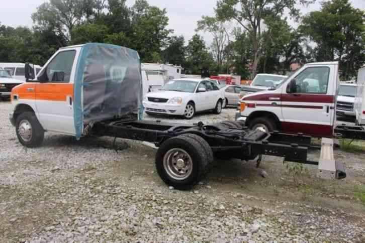 3 Door Ford Truck >> Ford E350 (2006) : Van / Box Trucks
