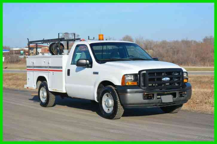 Ford F-250 Super Duty (2006)