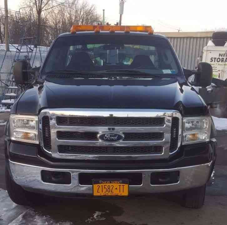 Ford F-450 Super Duty (2006) : Wreckers