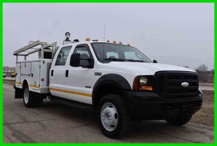 Ford F-550 (2006)