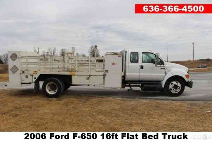 Ford F-650 (2006)