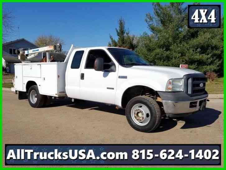 Ford F350 4X4 (2006)