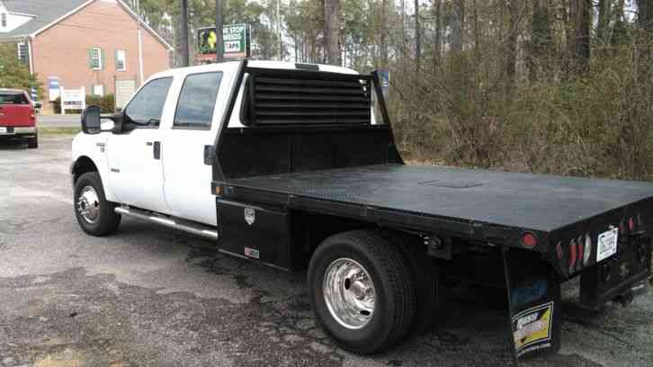 Ford F350 2006 Commercial Pickups