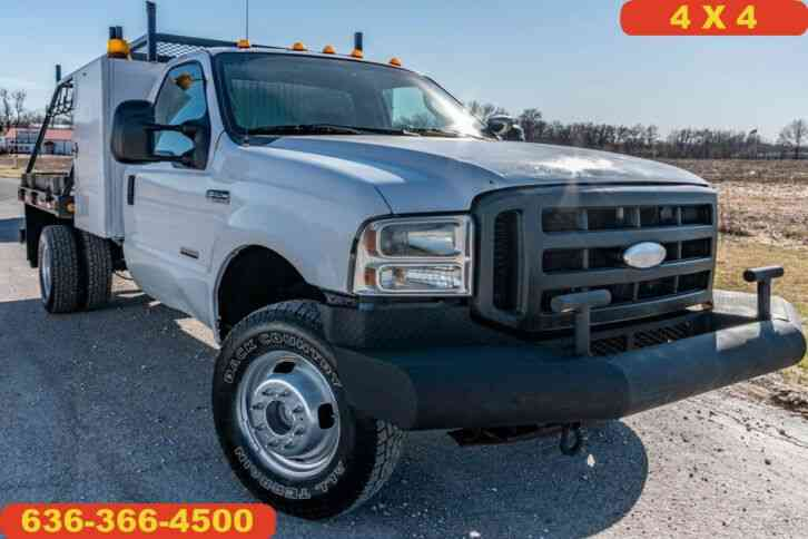 Ford F350 Super Duty (2006)
