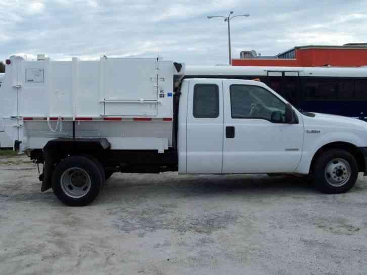 Trash Trucks For Sale >> Ford F350 (2006) : Heavy Duty Trucks