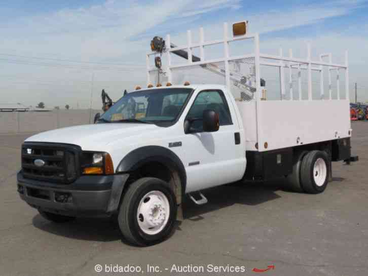 Ford F450 SD (2006)