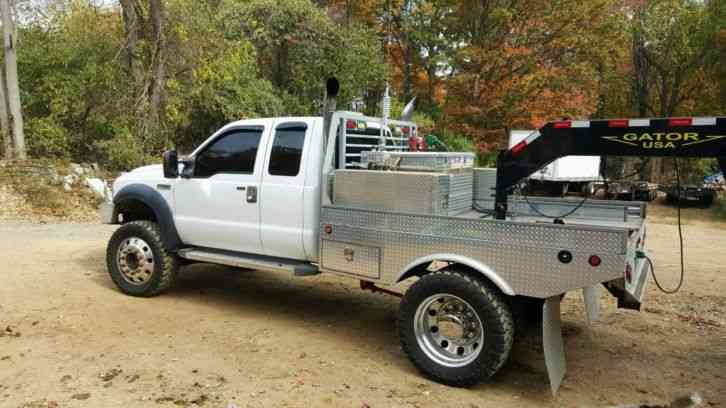 Ford F550 (2006) : Utility / Service Trucks