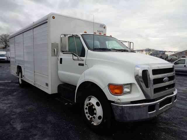 Ford F 650 For Sale >> FORD F650 BEVERAGE TRUCK (2006) : Van / Box Trucks