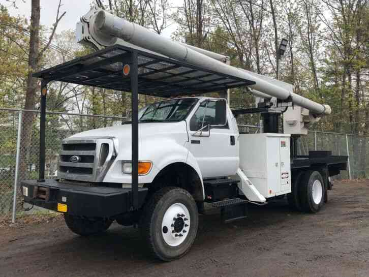 Ford F750 -- (2006)