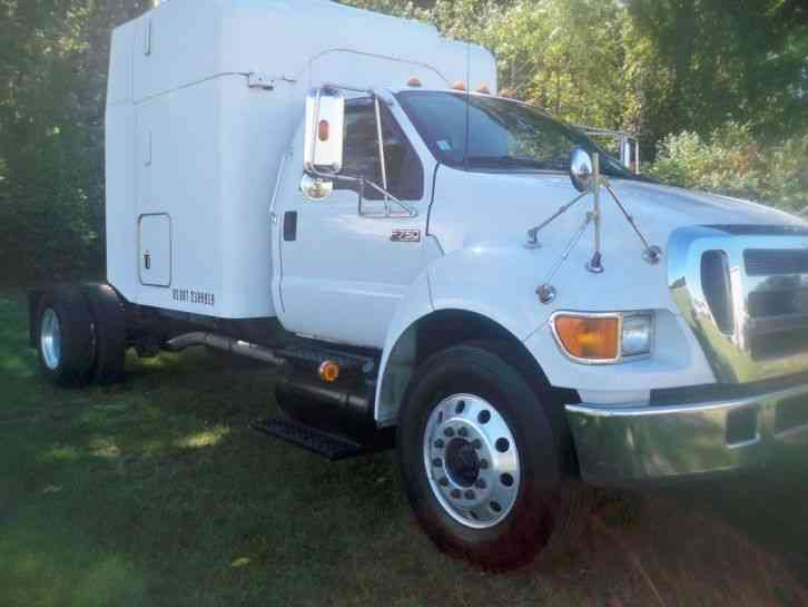 Ford F750 For Sale >> Ford F750 (2006) : Heavy Duty Trucks