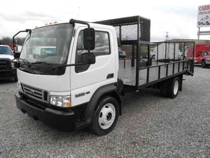 Ford Lcf Coe 4 5 2006 Medium Trucks