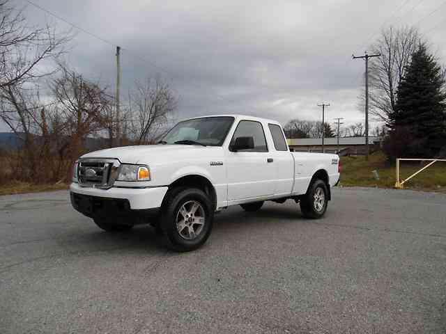Ford Ranger Xlt 2006 Light Duty Trucks