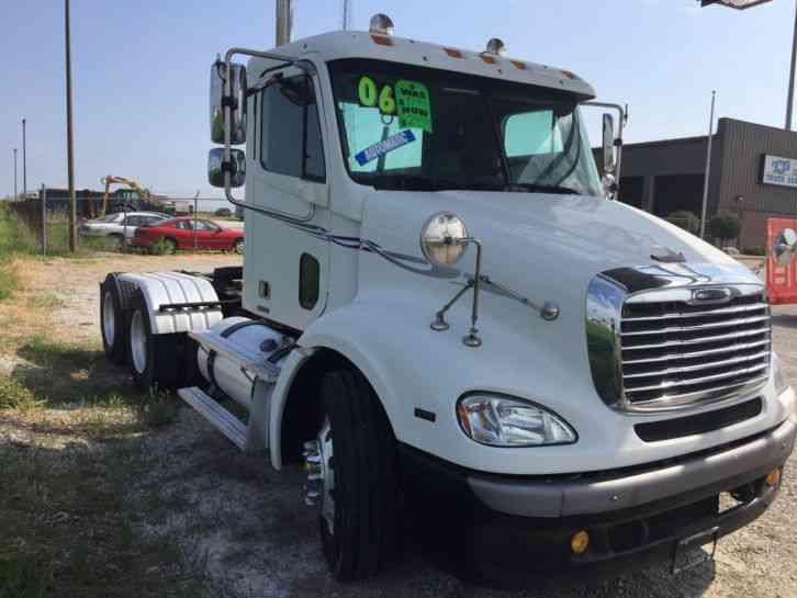 Freightliner Sterling A9500 With Masterlift 5000lb Forklift