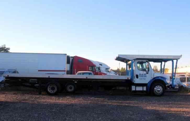 Freightliner M2 2006 Flatbeds Amp Rollbacks