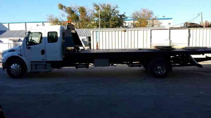 Flatbed Truck For Sale >> Freightliner M2 (2006) : Flatbeds & Rollbacks