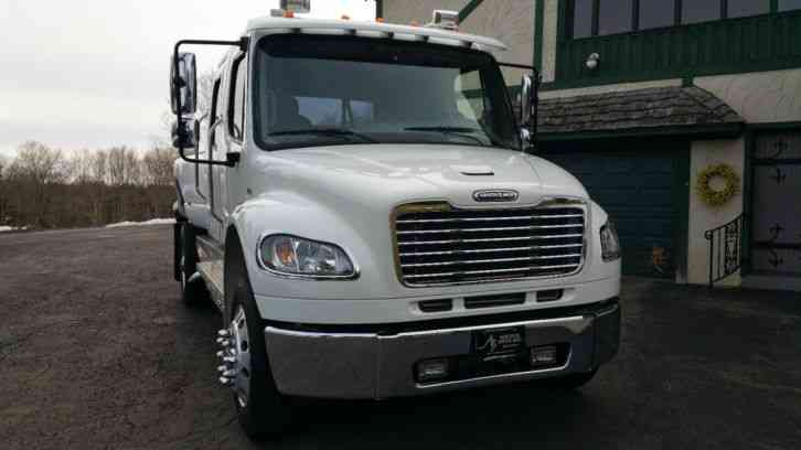 Freightliner m2 sportchassis 2006 medium trucks for Freightliner mercedes benz