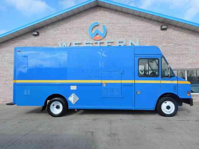 53c522e97b Freightliner Step Van (2006)   Van   Box Trucks