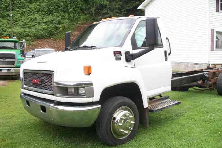 Gmc 5500 2006 Medium Trucks