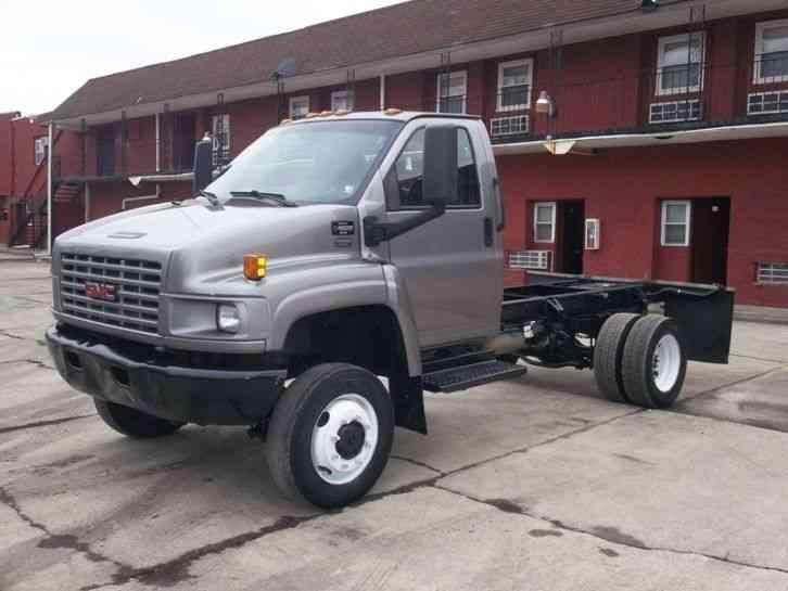 Gmc C4500 2006 Medium Trucks