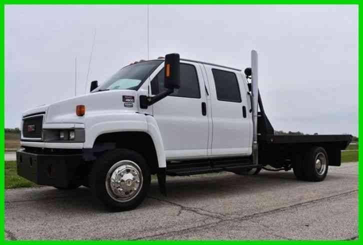 Gmc C4500 12ft Flatbed Truck 2006 Flatbeds Amp Rollbacks
