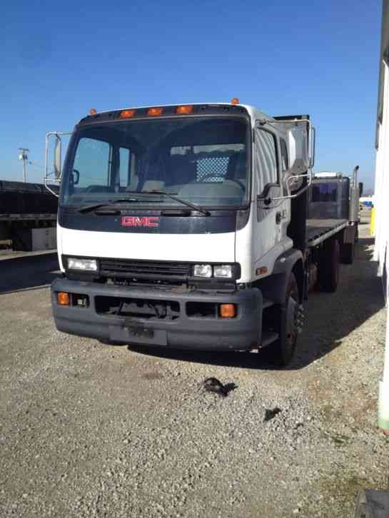 2005 Gmc Duramax >> GMC T7500 Duramax 7. 8L (2006) : Medium Trucks