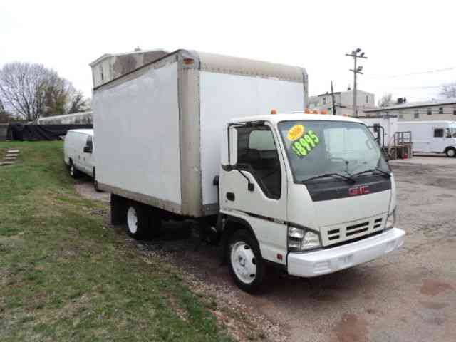 GMC W4500 (2006) : Van / Box Trucks