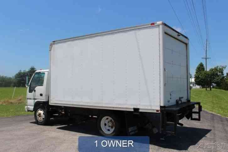 Box Trucks For Sale Used Isuzu Box Trucks For Sale By Owner