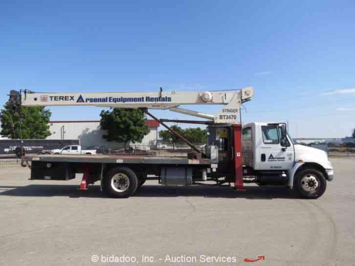 International Truck For Sale Bakersfield Ca >> International 4200 (2006) : Bucket / Boom Trucks