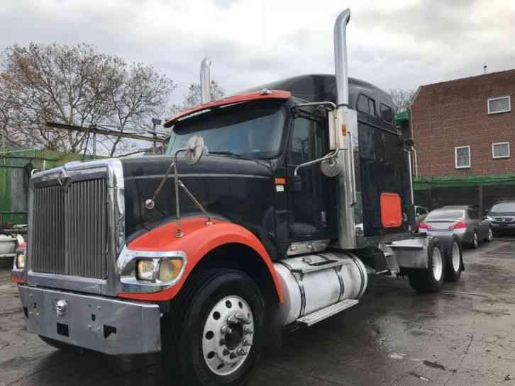 Repossessed Semi Trucks For Sale By Banks >> International 9900I SUPER 10 (2006) : Sleeper Semi Trucks