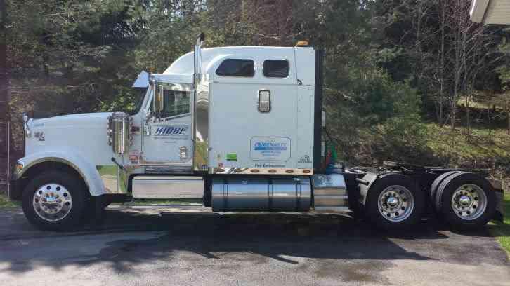 International Trucks For Sale >> International 9900IX (2006) : Sleeper Semi Trucks