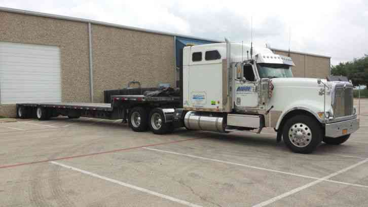 Led Lights For Semi Trucks >> International 9900IX (2006) : Sleeper Semi Trucks