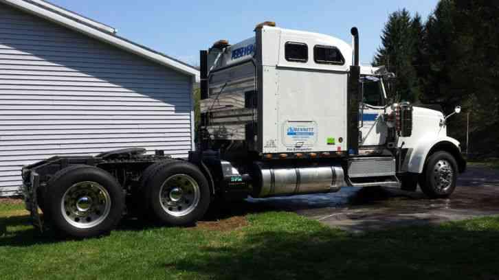 International 9900ix 2006 Sleeper Semi Trucks